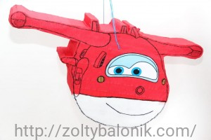 Piniata Super Wings Jett